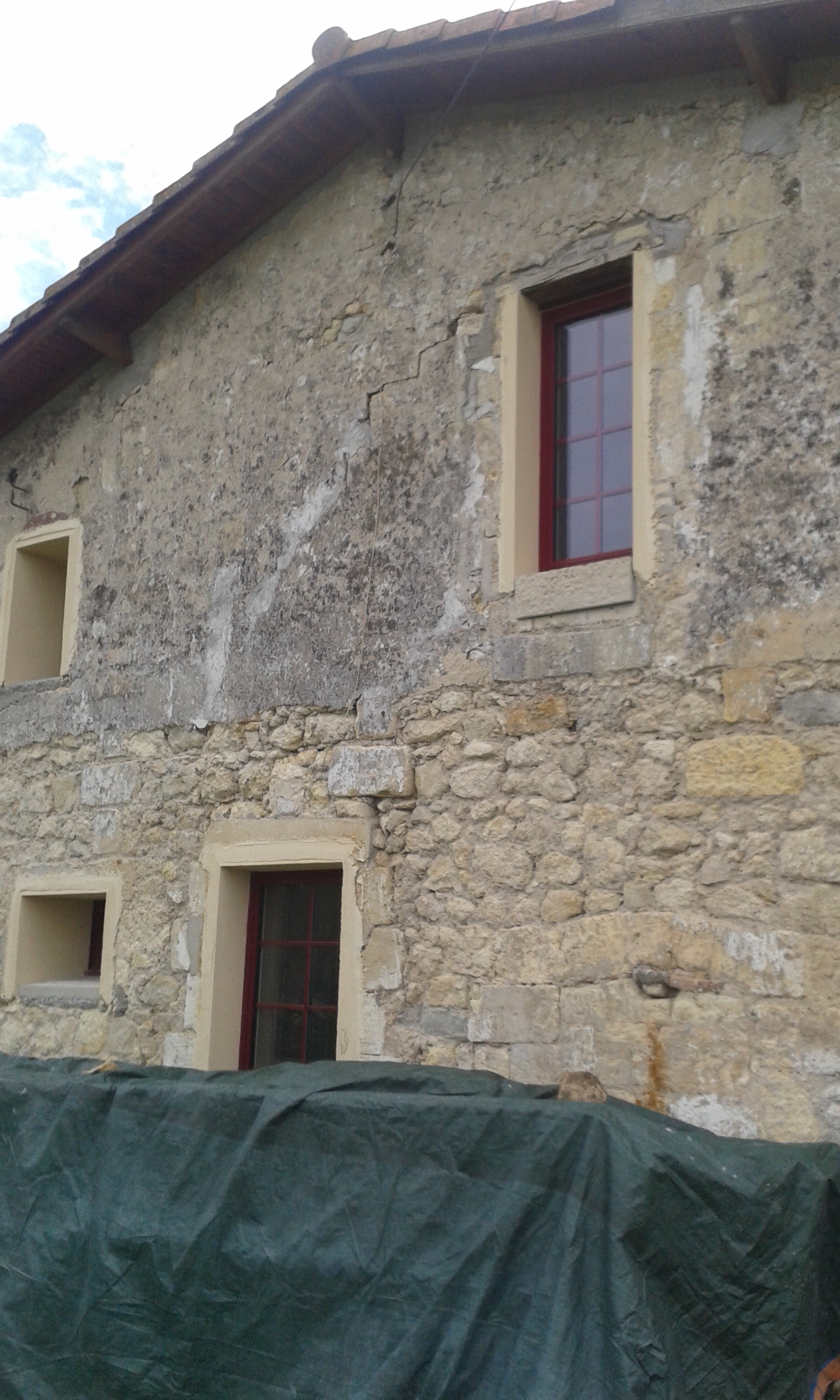 Map menuiseries realisations renovation complete maison for Renovation maison pierre