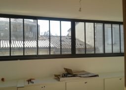Chantier extension etage ossature bois Bordeaux 3