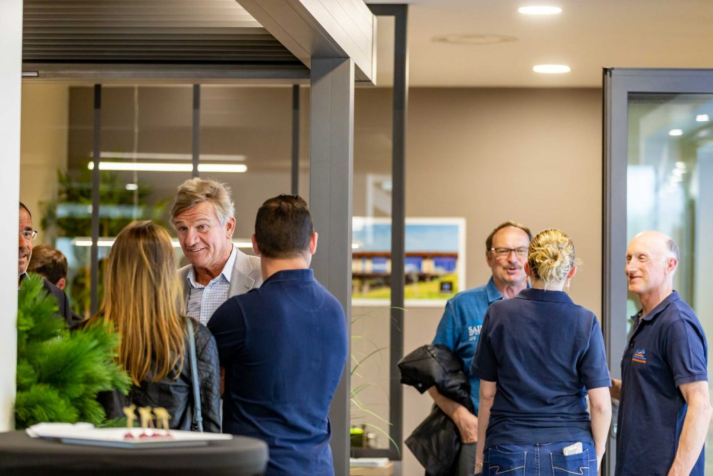 Inauguration du Showroom Technal de Gironde en photos - 7